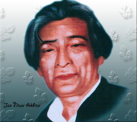 Jan Nisar Akhtar (Ta'arruf) - Mehfil-e-Shayri